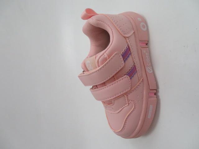 Buty Sportowe Dziecięce E81, Pink, 21-26