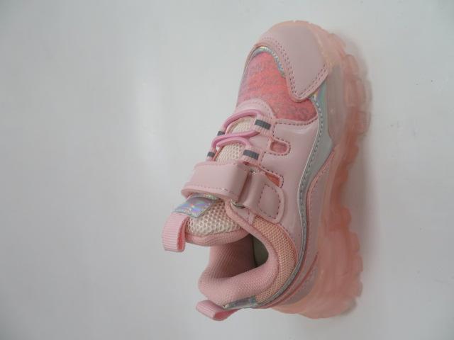 Buty Sportowe Dziecięce E70, Pink, 21-26