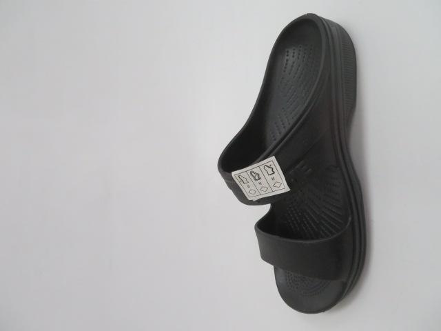 Klapki Męskie XA-1017, Black, 41-46