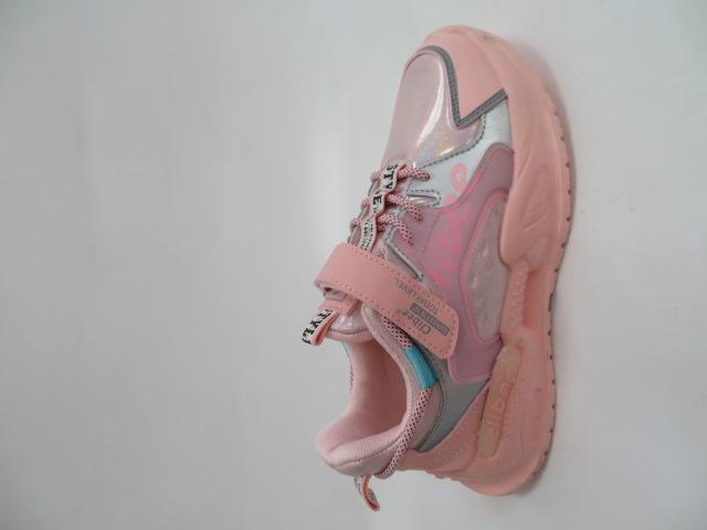 Buty Sportowe Dziecięce L300, Pink, 32-37