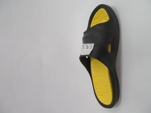 Klapki Męskie XA-1005, Black, 41-45