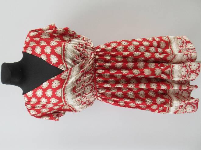 Sukienka Damska A-1333 MIX KOLOR M/L-XL/2XL