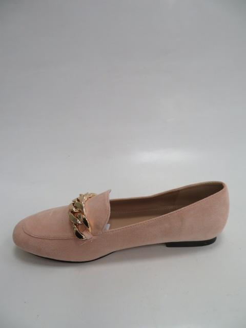 Baleriny Damskie LL237, Pink , 36-41