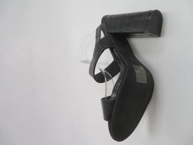 Sandały Damskie AX-69,  Black , 36-41