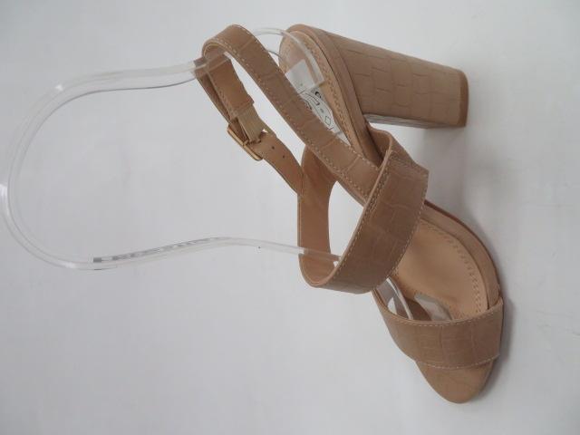 Sandały Damskie AX-69, Beige , 36-41