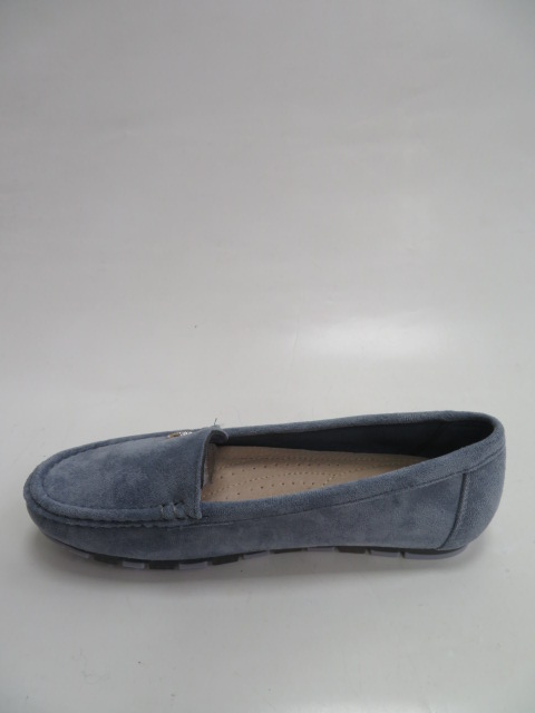 Baleriny Damskie GS14, Blue , 36-41