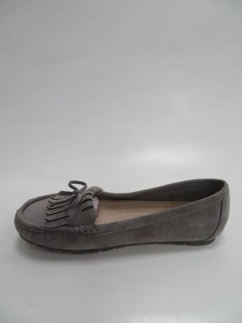 Baleriny Damskie GS11, Grey, 36-41
