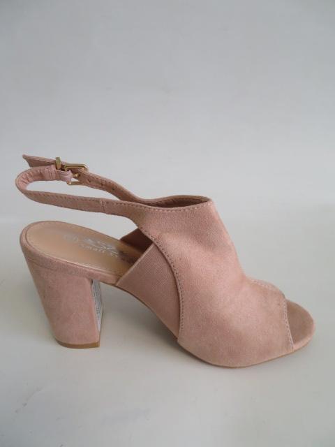 Czółenka Damskie L11-151, Pink, 36-40