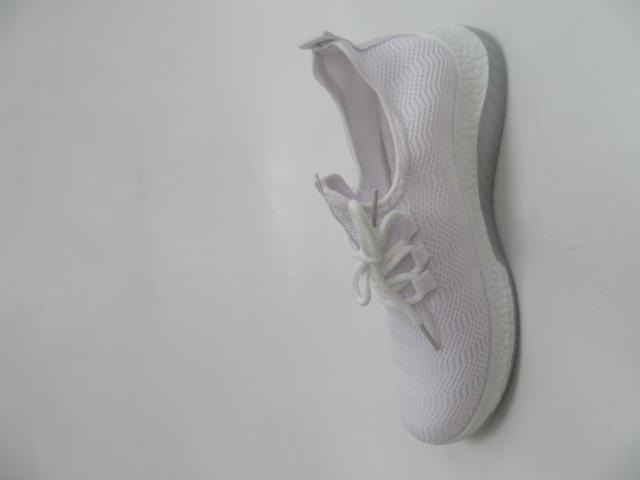 Sportowe Damskie 0570, White, 36-41 3