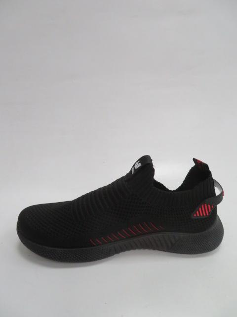 Buty Sportowe Męskie 9133-1, Black , 41-46