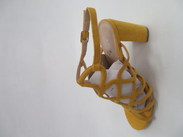 Sandały Damskie L11-153, Yellow, 36-40 3
