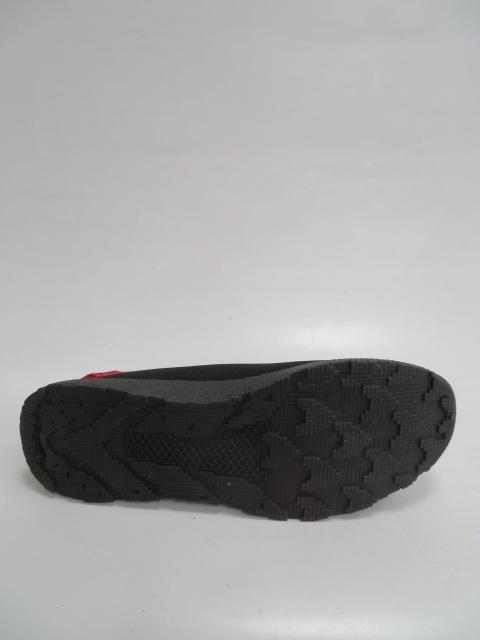 Buty Sportowe Męskie 7268-1, Black , 41-46