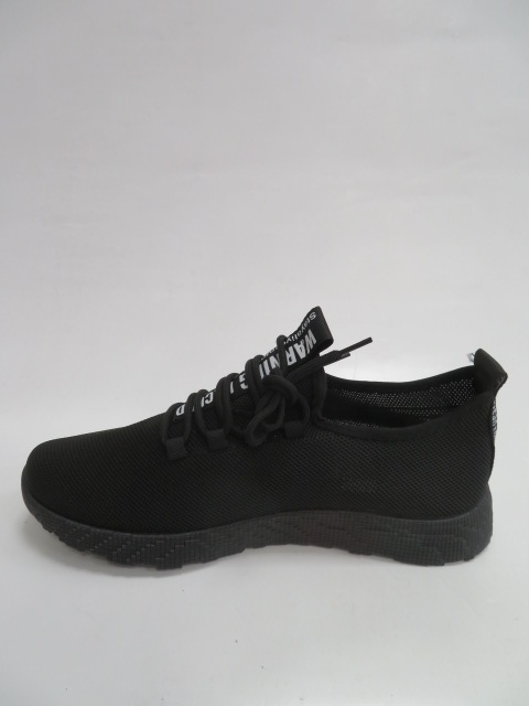 Buty Sportowe Męskie 773-1, Black/White , 41-46