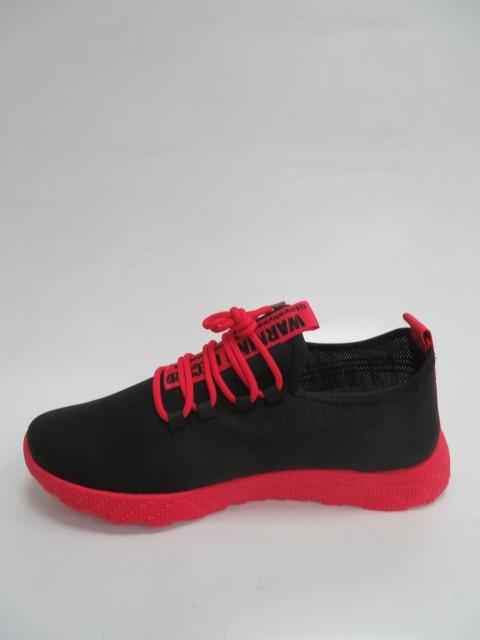 Buty Sportowe Męskie 773-2, Black/Red , 41-46