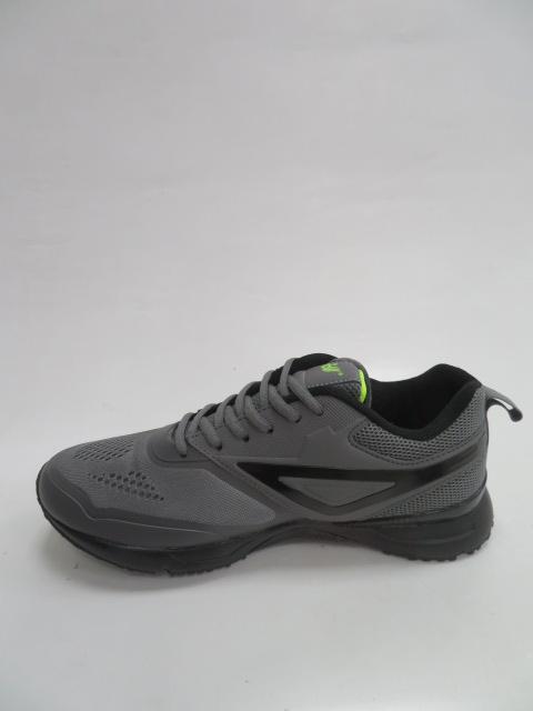Buty Sportowe Męskie 2039-7, DK.Grey , 41-46