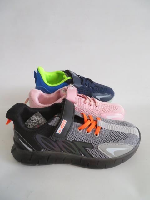 Buty Sportowe Dziecięce 112, Mix 3 color , 31-36