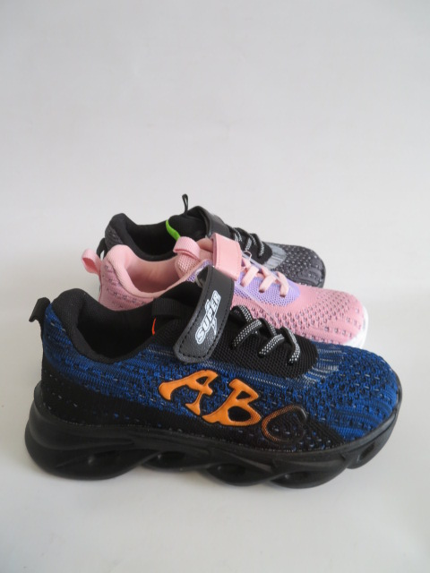 Buty Sportowe Dziecięce 111, Mix 3 color , 31-36