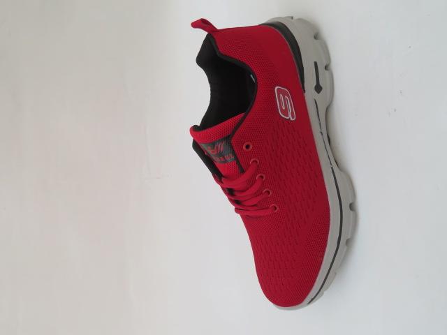 Buty Sportowe Męskie 238-2, Red, 40-45