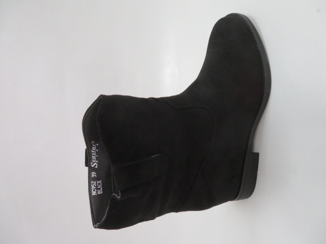 Botki Damskie N952, Black, 36-41 1