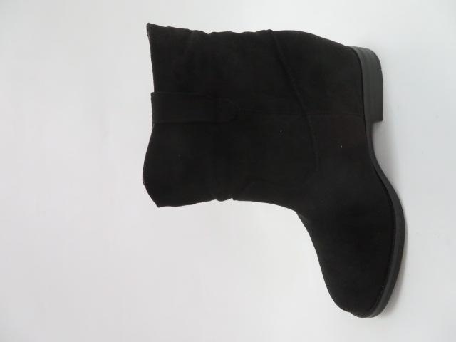 Botki Damskie N952, Black, 36-41 2