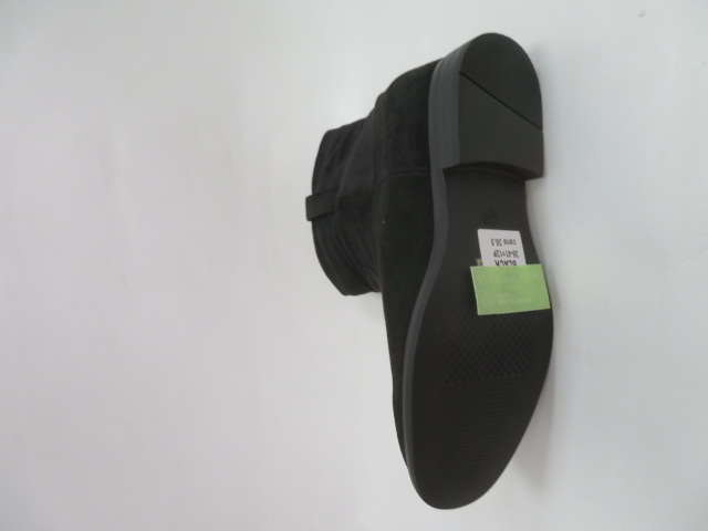 Botki Damskie N952, Black, 36-41 3