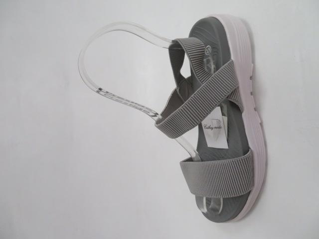 Sandały Damskie FDT-7, Grey , 36-41