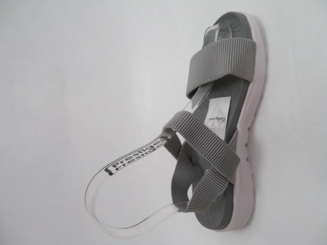 Sandały Damskie FDT-7, Grey , 36-41 4