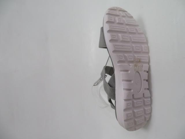 Sandały Damskie FDT-7, Grey , 36-41 3