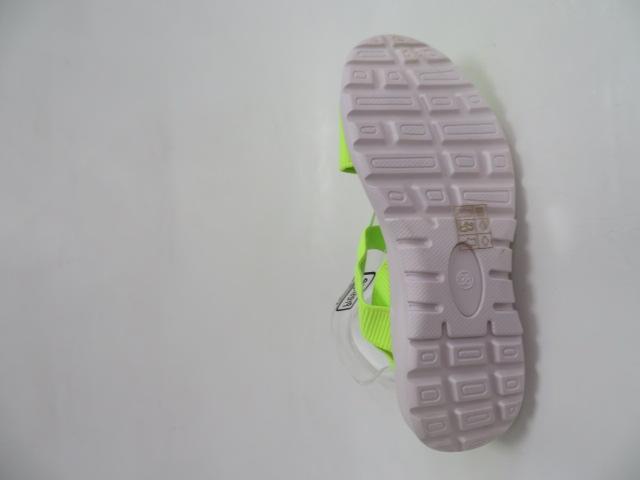 Sandały Damskie FDT-7, Green, 36-41