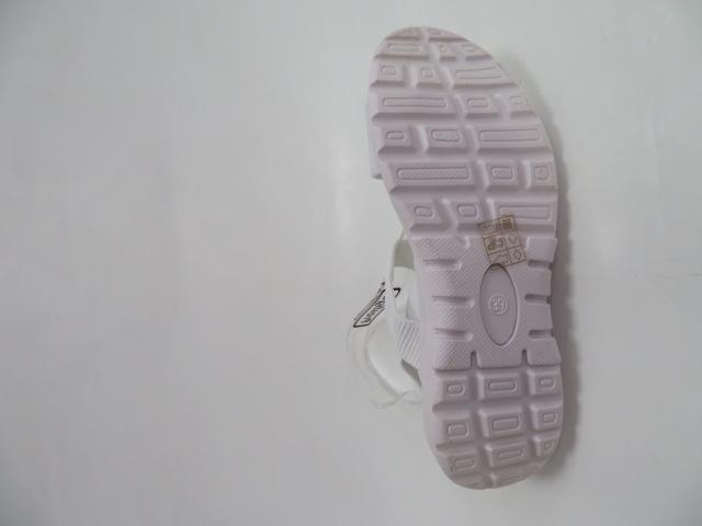 Sandały Damskie FDT-7, White , 36-41 3
