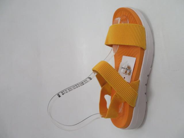 Sandały Damskie FDT-7 , Yellow, 36-41