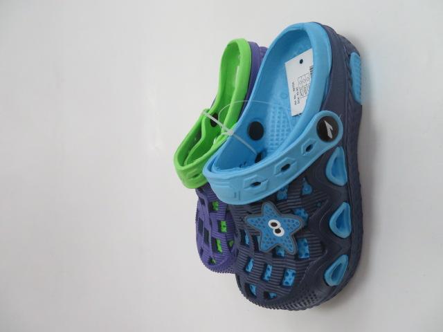 Klapki Dziecięce 5667-1,  Mix 2 color, 30-35