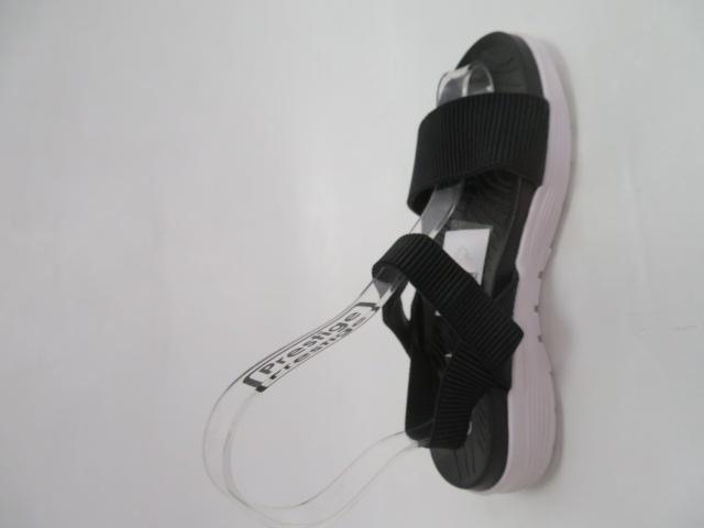 Sandały Damskie FDT-7 , Black, 36-41
