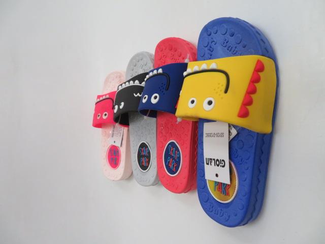 Klapki Dziecięce GY2055D,  Mix 4color, 26-30