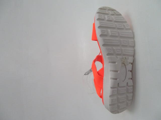 Sandały Damskie FDT-7, Orange , 36-41