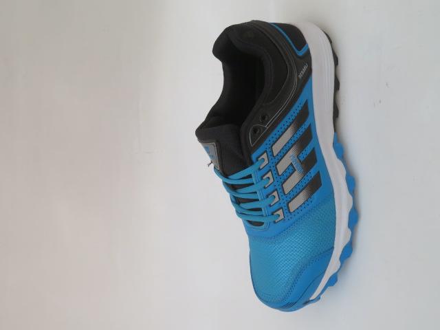 Buty Sportowe Męskie 4136D, Blue/Black, 41-46