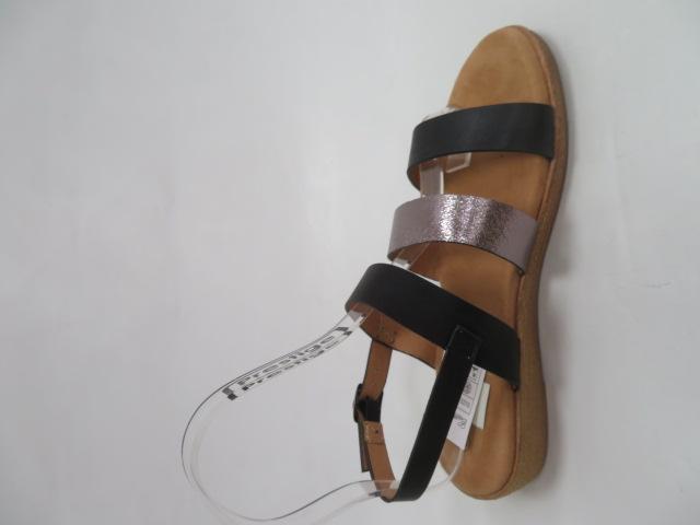 Sandały Damskie FDT-4, Black, 36-41