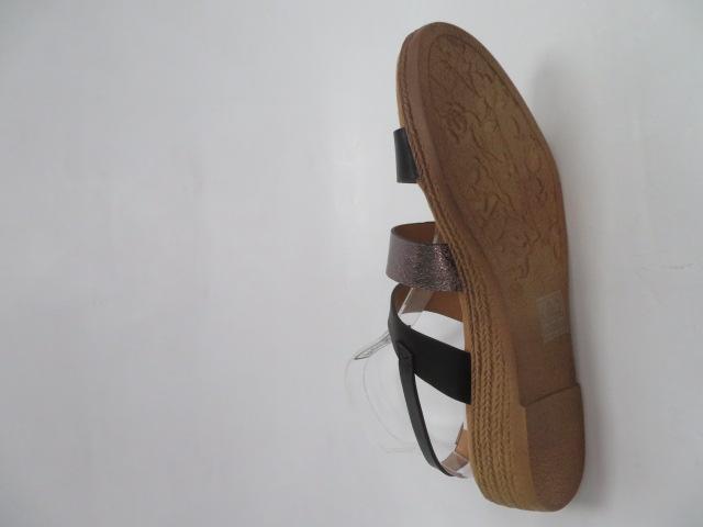 Sandały Damskie FDT-4, Black, 36-41 3