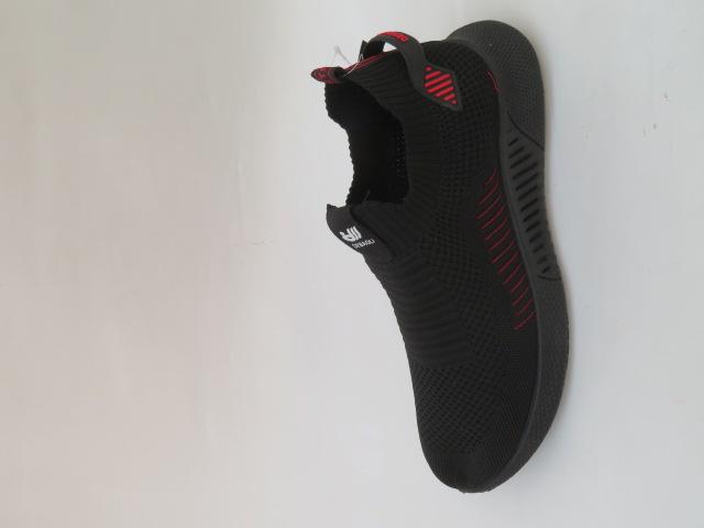 Buty Sportowe Męskie 9133-1, Black, 41-46