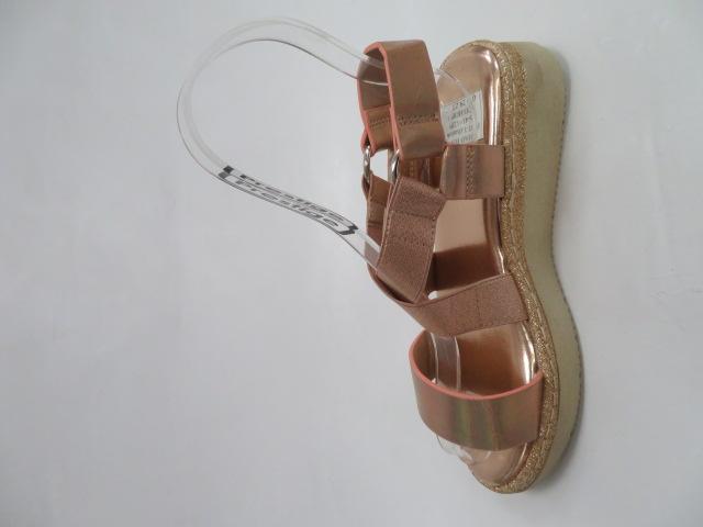 Sandały Damskie FDT-1, C hampagne , 36-41