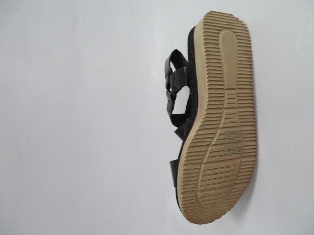 Sandały Damskie FDT-1, Black, 36-41 3