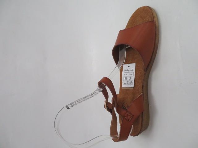 Sandały Damskie FDT-3, Camel , 36-41 3
