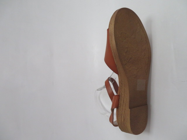 Sandały Damskie FDT-3, Camel , 36-41