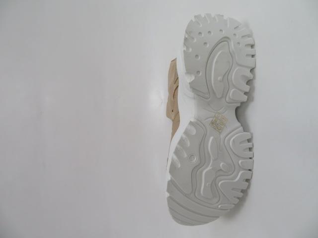 Botki Damskie AB1705, Khaki, 36-41 3