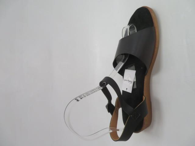 Sandały Damskie FDT-3, Black , 36-41