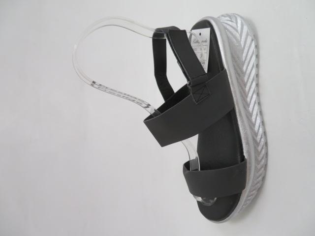 Sandały Damskie FDT-9, Black , 36-41