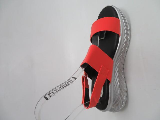 Sandały Damskie FDT-9, Orange , 36-41