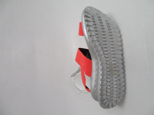 Sandały Damskie FDT-9, Orange , 36-41 3