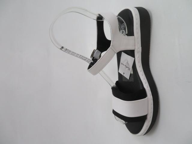 Sandały Damskie FDT-2, White , 36-41