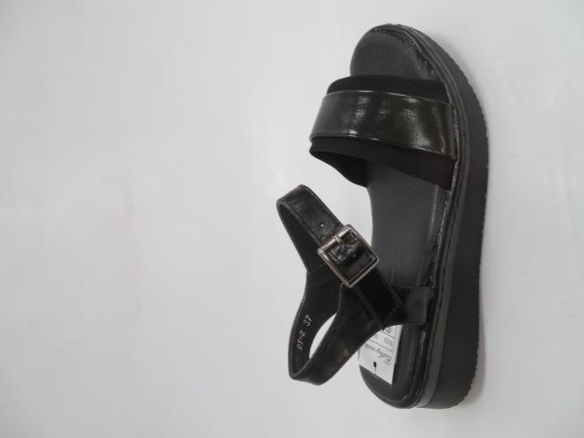 Sandały Damskie FDT-2, Black , 36-41